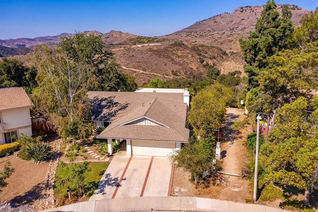 2643 San Miguel Circle, Thousand Oaks, CA 91360 (#220010462) :: Compass