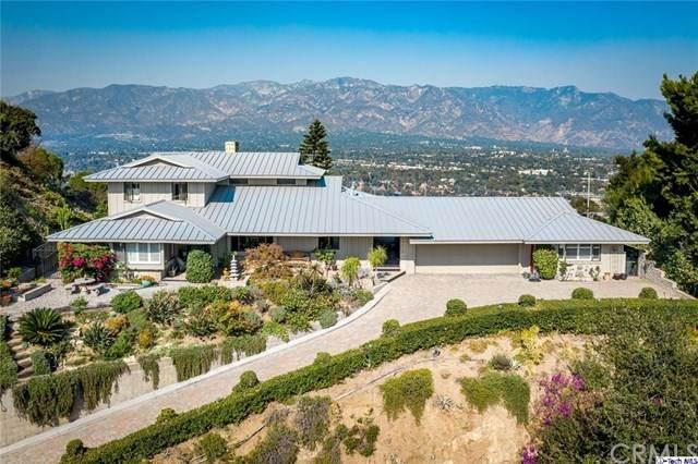 1187 Glen Oaks Boulevard, Pasadena, CA 91105 (#320003587) :: The Parsons Team