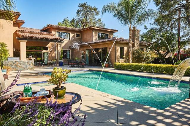 4917 Oakwood Ave Avenue, La Canada Flintridge, CA 91011 (#P1-1853) :: The Parsons Team