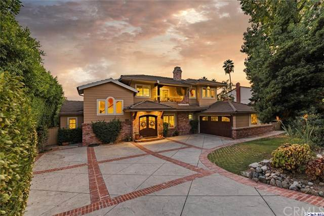 1116 Lavender Lane, La Canada Flintridge, CA 91011 (#320003661) :: The Parsons Team