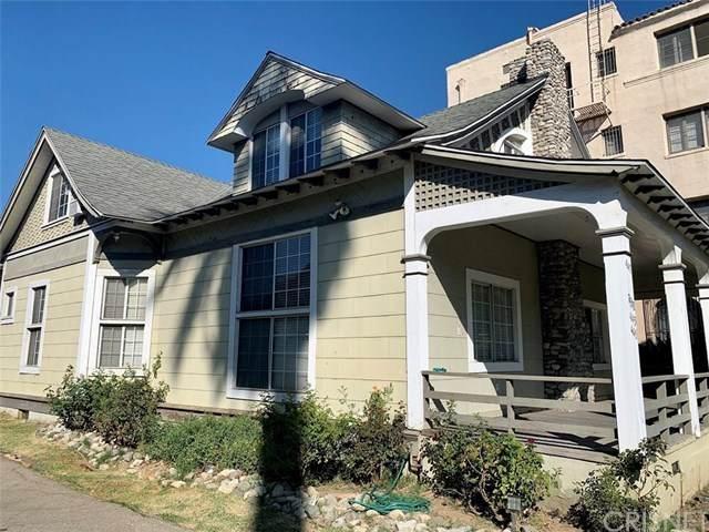 447 N Raymond Avenue, Pasadena, CA 91103 (#SR20218324) :: Randy Plaice and Associates