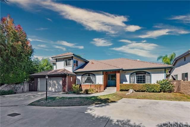 18523 Sunny Lane, Tarzana, CA 91356 (#SR20219012) :: The Parsons Team