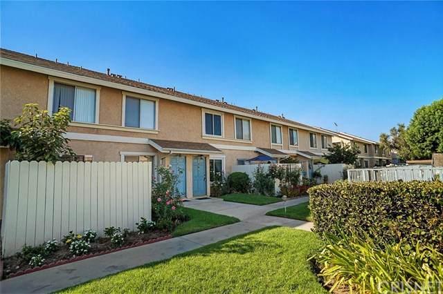 10125 De Soto Avenue #24, Chatsworth, CA 91311 (#SR20219051) :: TruLine Realty