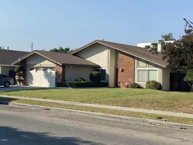 1131 Lodgewood Way, Oxnard, CA 93030 (#V1-1998) :: TruLine Realty