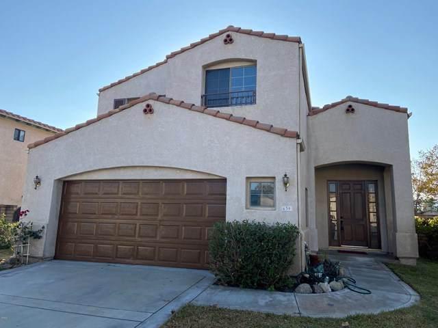 639 Eagle Court, Fillmore, CA 93015 (#V1-2004) :: TruLine Realty