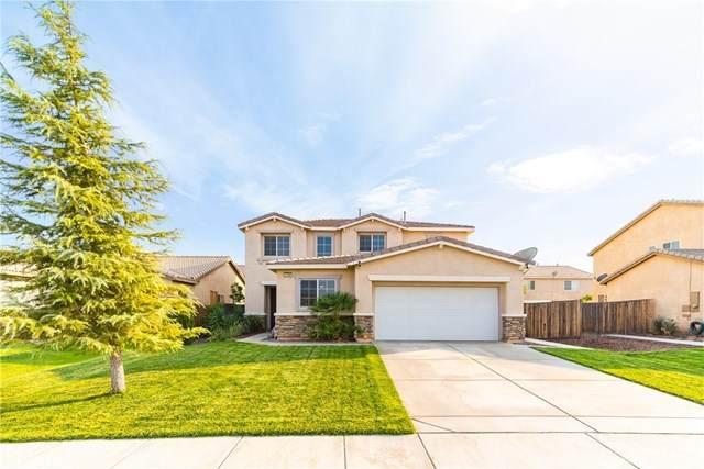 3106 Janine Avenue, Rosamond, CA 93560 (#SR20218627) :: TruLine Realty