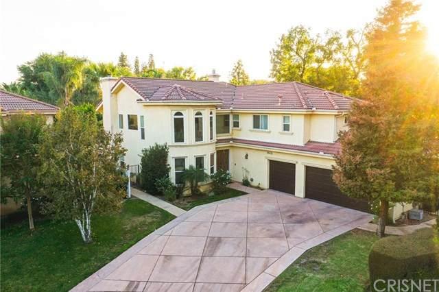 18632 Delano Street, Tarzana, CA 91335 (#SR20220007) :: Randy Plaice and Associates
