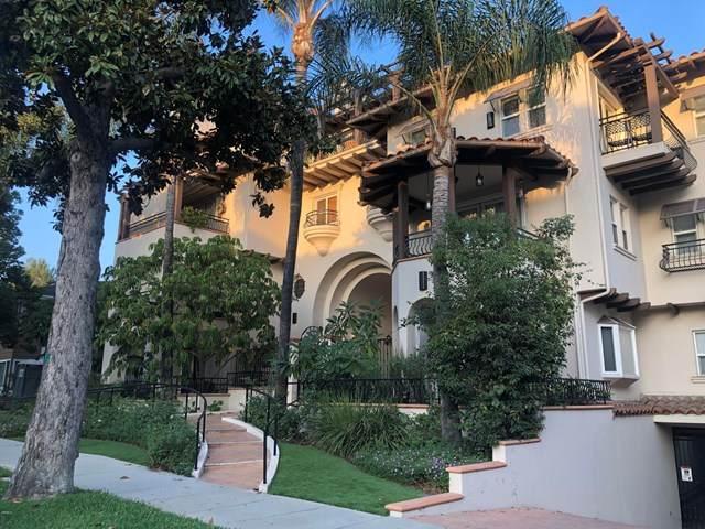 216 S Madison Avenue #104, Pasadena, CA 91101 (#P1-1900) :: SG Associates
