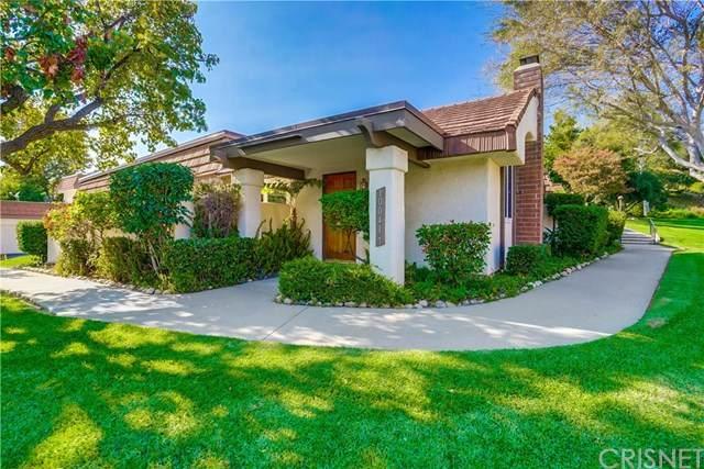 10041 Larwin Avenue #7, Chatsworth, CA 91311 (#SR20220265) :: TruLine Realty