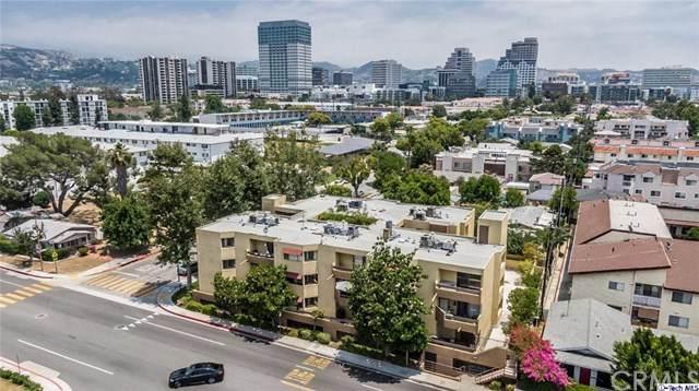 466 Milford Street #12, Glendale, CA 91203 (#320003656) :: TruLine Realty