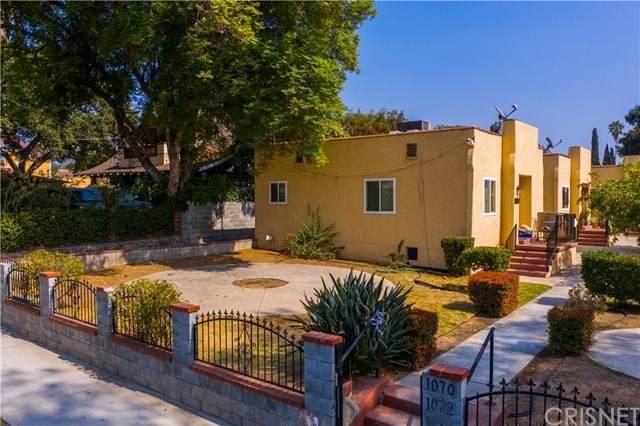 1070 N Raymond Avenue, Pasadena, CA 91103 (#SR20220434) :: The Parsons Team