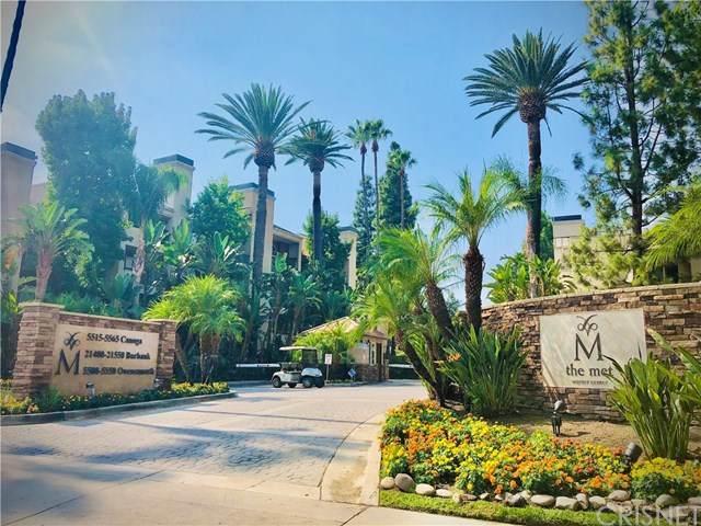 21550 Burbank Boulevard #213, Woodland Hills, CA 91367 (#SR20220421) :: Lydia Gable Realty Group