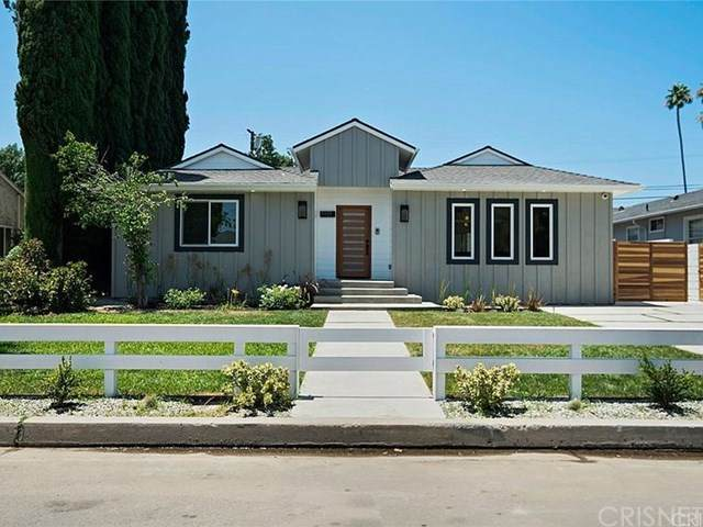 4931 Murietta Avenue, Sherman Oaks, CA 91423 (#SR20220789) :: The Parsons Team
