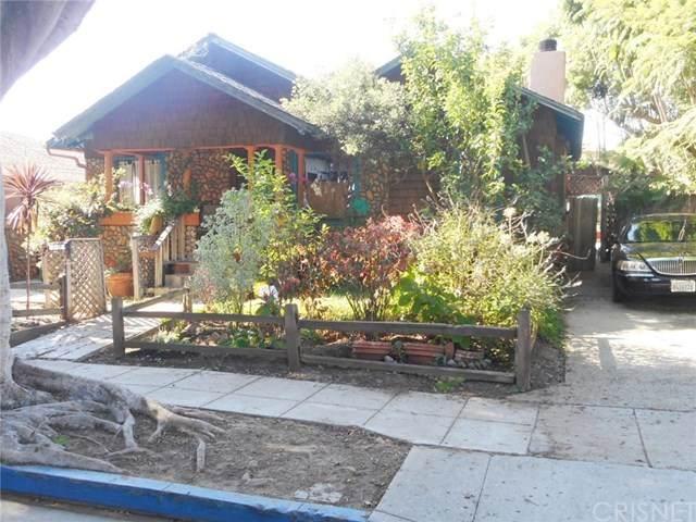 2207 Virginia Avenue, Santa Monica, CA 90404 (#SR20221476) :: TruLine Realty