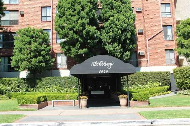 1440 Veteran Avenue #543, Los Angeles, CA 90024 (#SR20217294) :: TruLine Realty