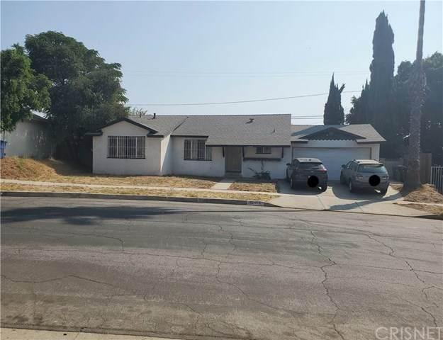 12408 Glamis Street, Pacoima, CA 91331 (#SR20220675) :: Randy Plaice and Associates