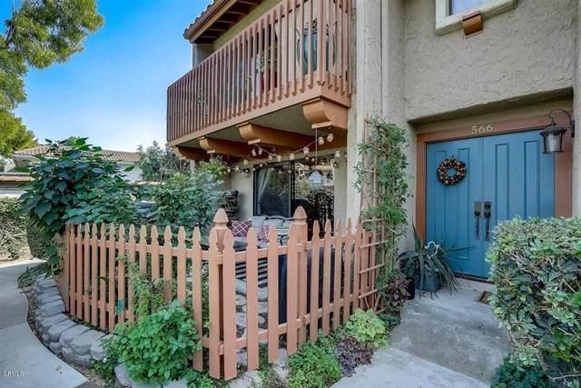 566 Rosewood Avenue, Camarillo, CA 93010 (#V1-2052) :: SG Associates