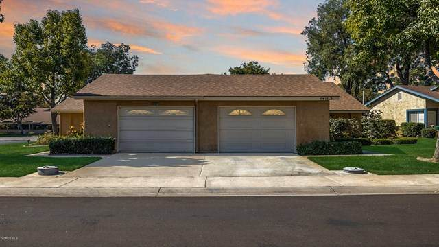44101 Village 44, Camarillo, CA 93012 (#220010533) :: TruLine Realty