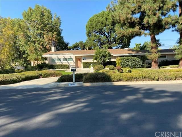 18223 Kinzie Street, Northridge, CA 91325 (#SR20221936) :: Arzuman Brothers