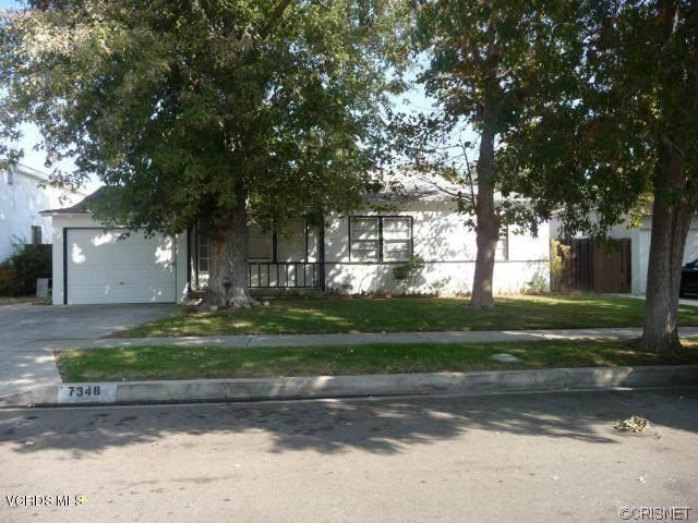 7348 Yolanda Avenue, Reseda, CA 91335 (#220010539) :: TruLine Realty