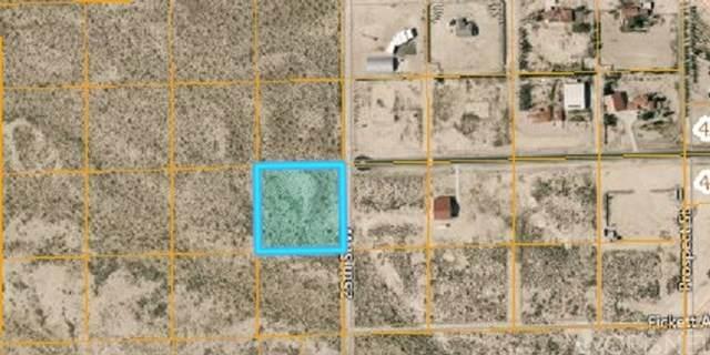 0 25th, Mojave, CA 93501 (#SR20220682) :: Compass