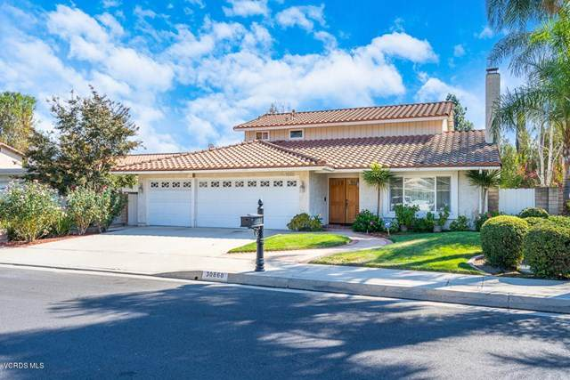 30860 Overfall Drive, Westlake Village, CA 91362 (#220010548) :: Randy Plaice and Associates