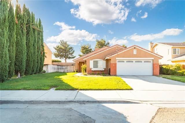 44543 Ranchwood Avenue, Lancaster, CA 93536 (#SR20221616) :: Randy Plaice and Associates