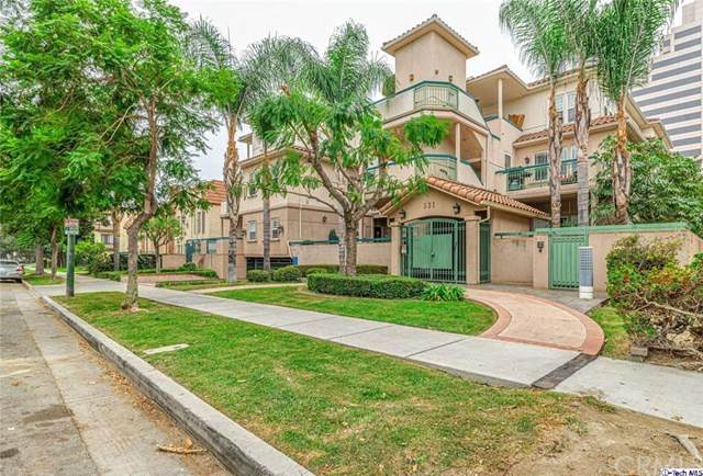 531 N Louise Street #302, Glendale, CA 91206 (#320003749) :: Lydia Gable Realty Group