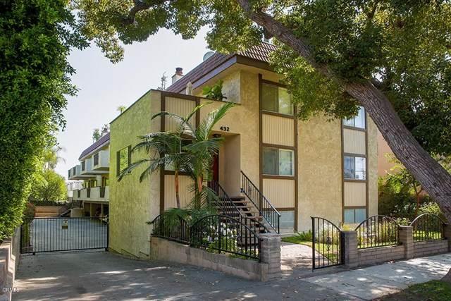 432 S Oak Knoll Avenue #5, Pasadena, CA 91101 (#P1-1946) :: SG Associates