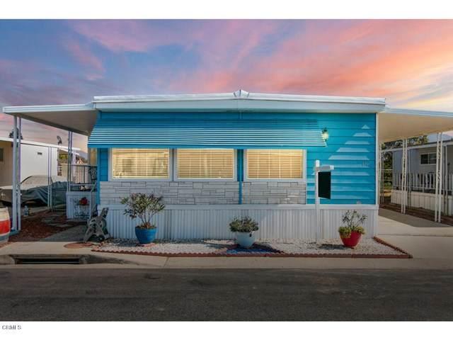 156 Via Rosal #156, Camarillo, CA 93012 (#V1-2080) :: Randy Plaice and Associates