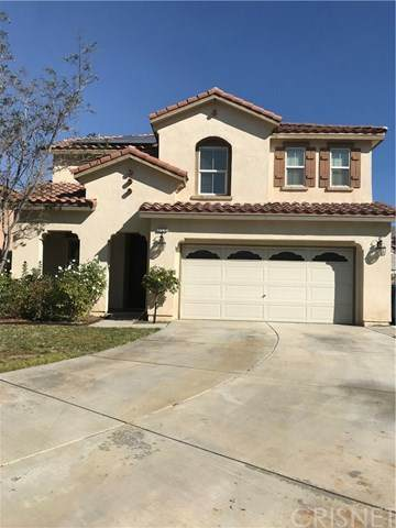 37212 Jargonelle Court, Palmdale, CA 93551 (#SR20221637) :: TruLine Realty