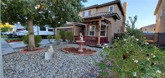 3116 Peaceful Way, Lancaster, CA 93535 (#SR20222927) :: Randy Plaice and Associates