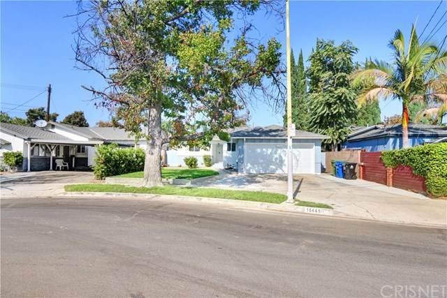 15441 Covello Street, Van Nuys, CA 91406 (#SR20222691) :: Randy Plaice and Associates