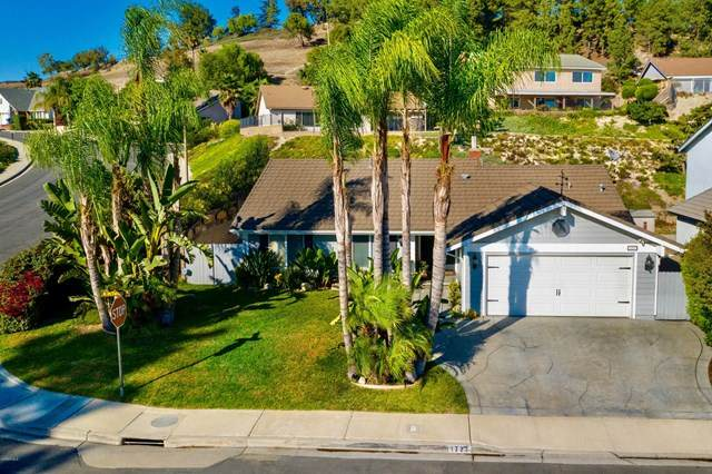 1723 Alderwood Place, Thousand Oaks, CA 91362 (#220010564) :: Arzuman Brothers