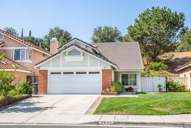 3845 Cottonwood Grove Trail, Calabasas, CA 91301 (#220010568) :: The Suarez Team
