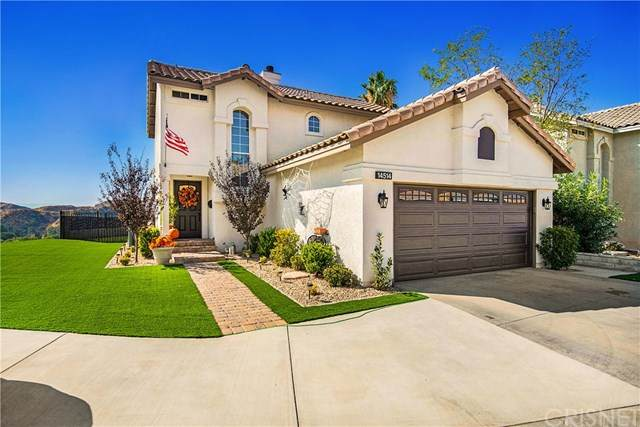14514 Stone Ridge Court, Canyon Country, CA 91387 (#SR20223108) :: The Parsons Team