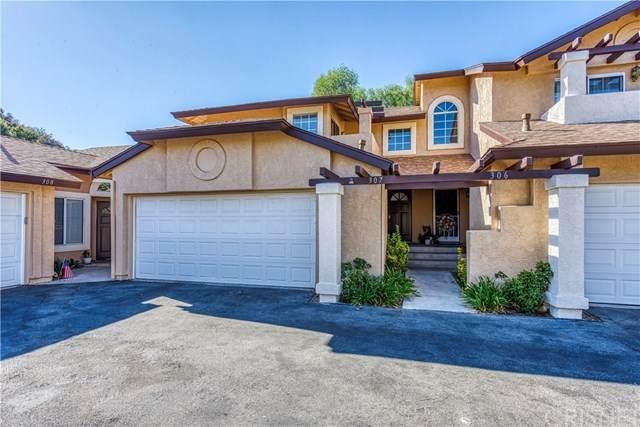 22943 Banyan Place #307, Saugus, CA 91390 (#SR20215996) :: Lydia Gable Realty Group