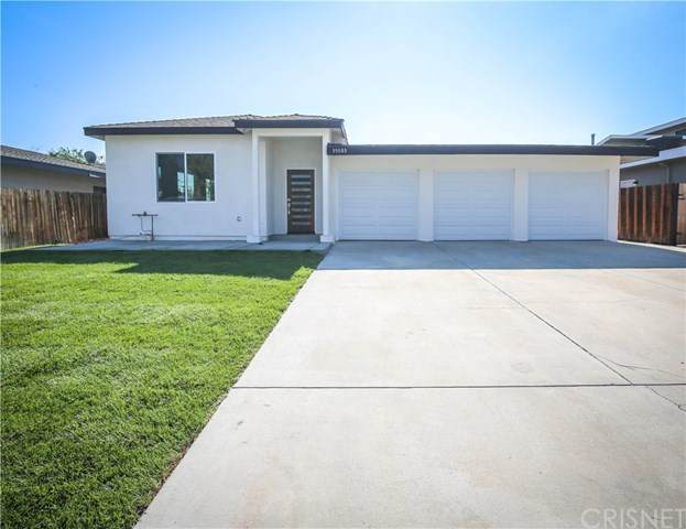 39080 Willowvale Road, Palmdale, CA 93551 (#SR20223219) :: TruLine Realty