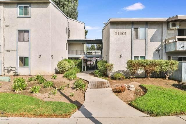 21801 Roscoe Boulevard #235, Canoga Park, CA 91304 (#220010585) :: Lydia Gable Realty Group
