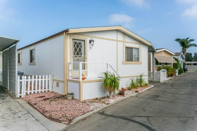 3700 Olds Road Spc 33, Oxnard, CA 93033 (#V1-2112) :: TruLine Realty