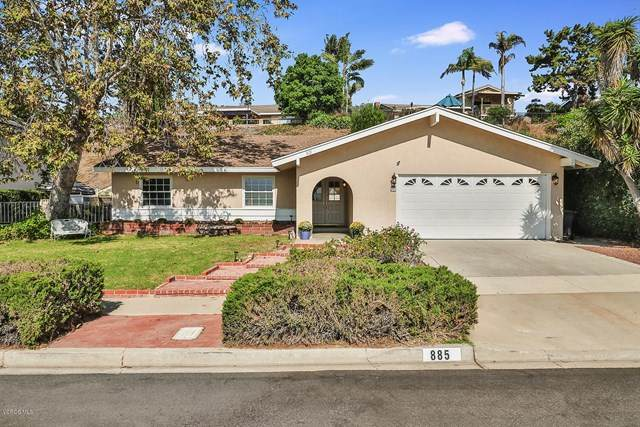 885 Calle Pinata, Thousand Oaks, CA 91360 (#220010590) :: Randy Plaice and Associates
