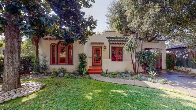470 Flower Street, Pasadena, CA 91104 (#P1-1968) :: The Parsons Team