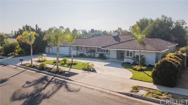 10137 Donna Avenue, Northridge, CA 91324 (#SR20223942) :: Arzuman Brothers