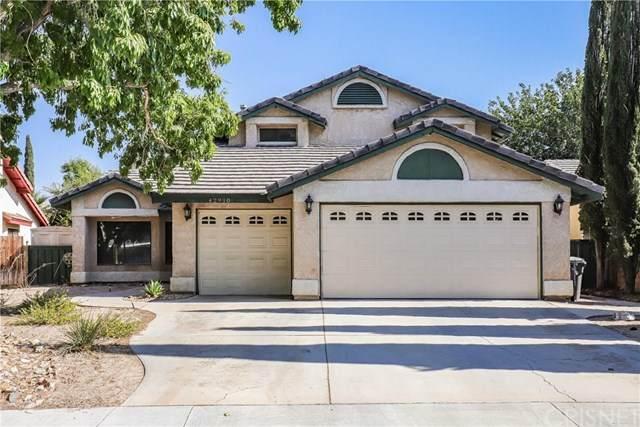 42910 Burlwood Drive, Lancaster, CA 93536 (#SR20223929) :: Randy Plaice and Associates