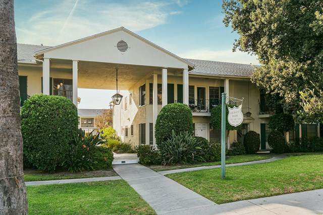 1327 N Central Avenue F, Glendale, CA 91202 (#P1-1974) :: Lydia Gable Realty Group