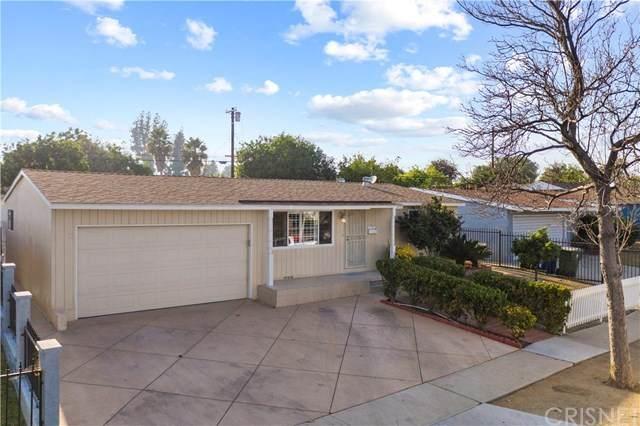 8721 Ranchito Avenue, Panorama City, CA 91402 (#SR20223979) :: Randy Plaice and Associates