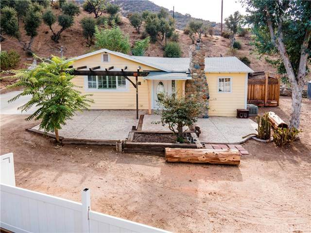 33311 Eastern Avenue, Agua Dulce, CA 91390 (#SR20224352) :: Randy Plaice and Associates
