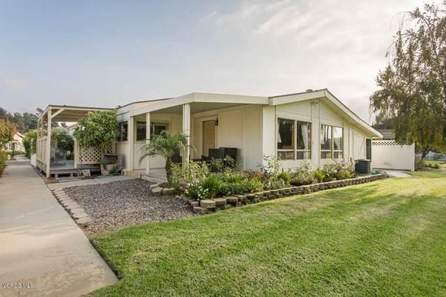 105 Rancho Adolfo Drive #115, Camarillo, CA 93012 (#220010601) :: TruLine Realty