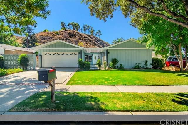 423 Talbert Avenue, Simi Valley, CA 93065 (#SR20224411) :: Randy Plaice and Associates