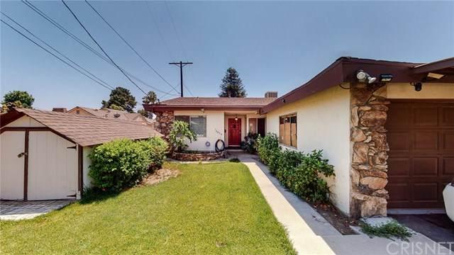 14034 Valerio Street, Van Nuys, CA 91405 (#SR20224633) :: Randy Plaice and Associates